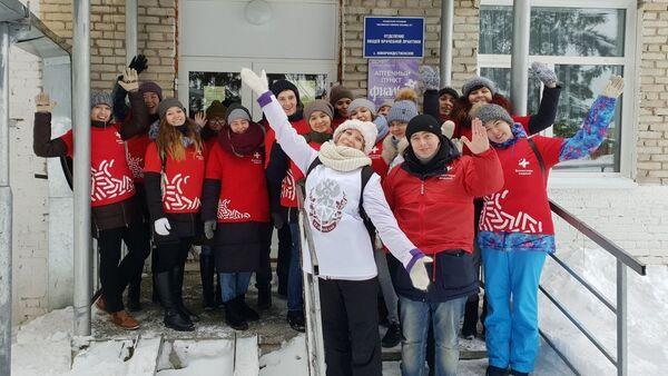 Волонтеры помогли более чем 1000 ФАПам России в рамках акции #ДоброВСело