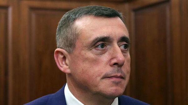 Временно исполняющий обязанности губернатора Сахалинской области Валерий Лимаренко