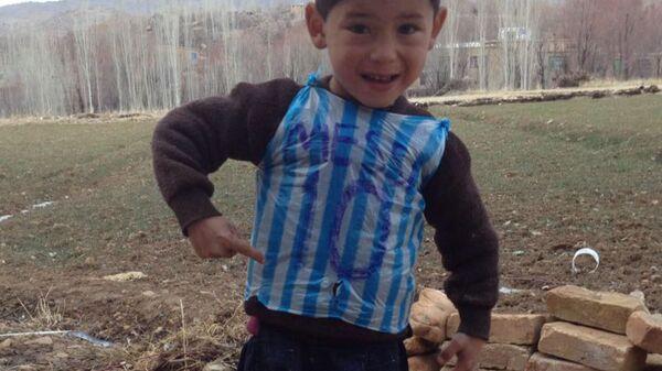 Афганский Месси