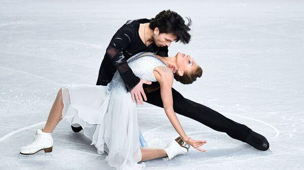 Мария Казакова и Георгий Ревия (Грузия)