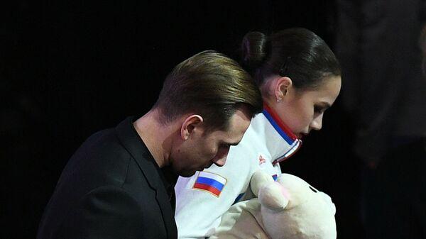Загитова поведала  опоказательном номере, посвященном матери Глейхенгауза