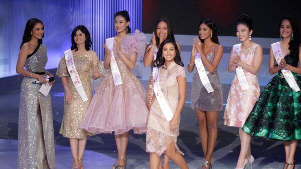 Финал конкурса красоты Мисс Мира-2018 в Китае