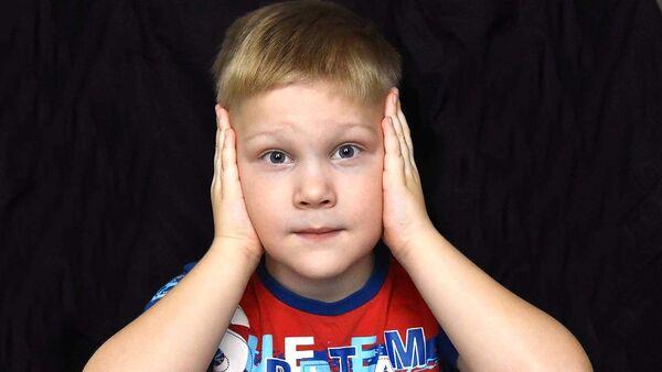 Алешкино солнышко. Шестилетнего мальчика спасет операция на сердце