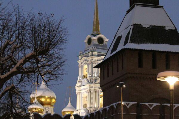 Колокольня Тульского кремля