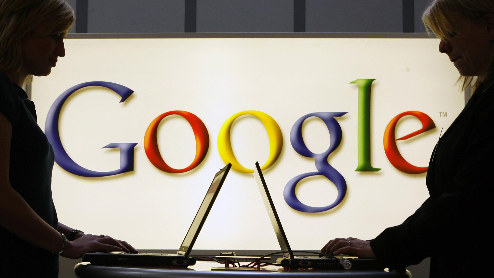 Логотип компании Google - РИА Новости, 1920, 29.07.2021