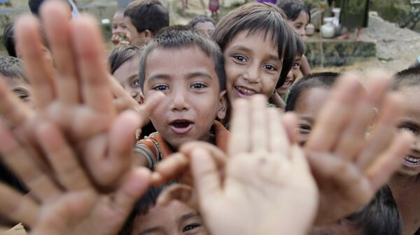 Беженцы рохинджа в Бангладеш