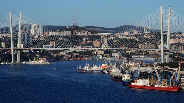 Во Владивосток впервые прибыл вьетнамский боевой корабль