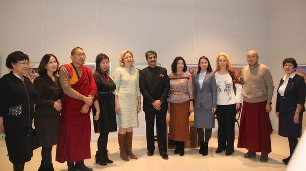 Фотовыставка Мировое наследие буддизма в Улан-Удэ