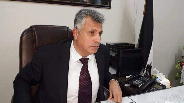 Исполняющий обязанности губернатора провинции Идлиб Мухаммад Фади Садун