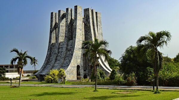Мемориальный парк Кваме Нкрумы в Аккре, Гана