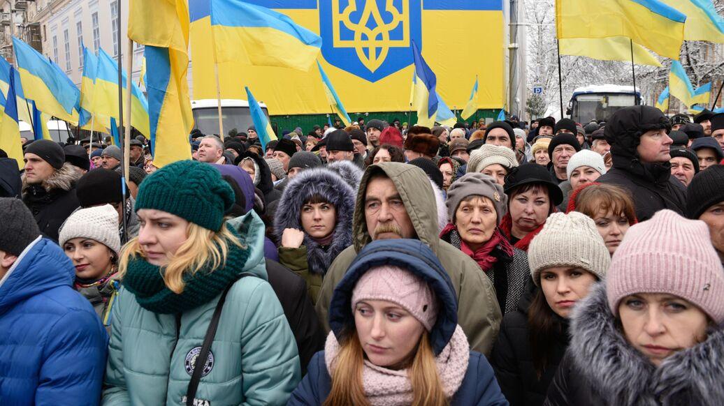 """""""Как на Майдане"""". Чем обернется """"объединительный собор"""" для Украины"""