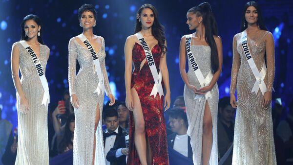 Финал конкурса красоты Мисс Вселенная