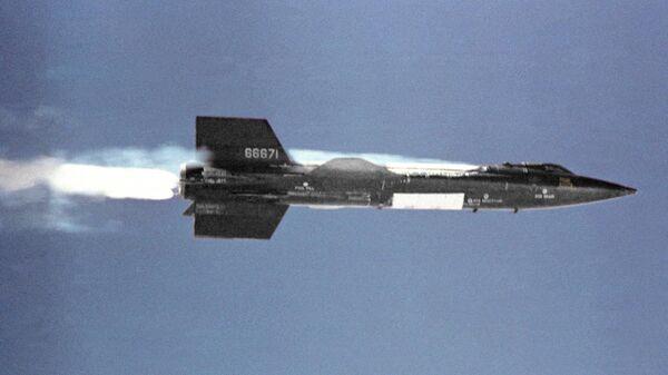 Экспериментальный North American X-15