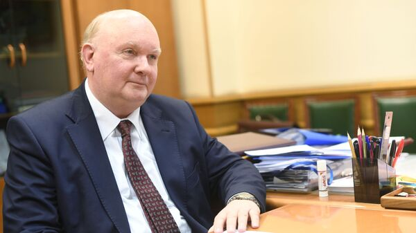 Директор департамента Африки министерства иностранных дел РФ Андрей Кемарский