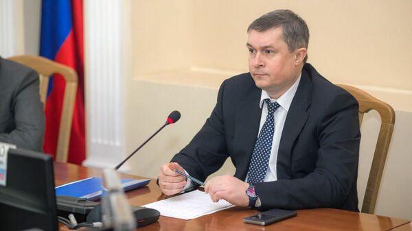 Экс-глава города Смоленска Владимир Соваренко