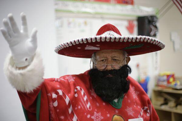Панчо-Клаус из Мексики