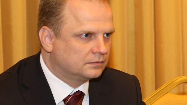 Заместитель секретаря Совета Безопасности РФ Александр Венедиктов
