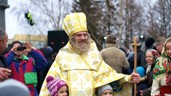 Кто твой дед мороз? Украина