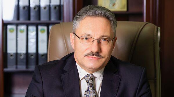 Ректор Сургутского государственного университета, доктор педагогических наук, профессор Сергей Косенок