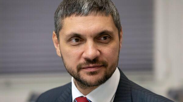 Временно исполняющий обязанности губернатора Забайкальского края Александр Осипов