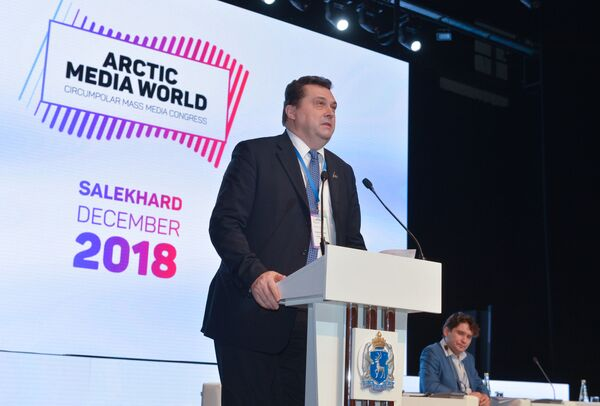 Председатель СЖР Владимир Соловьев