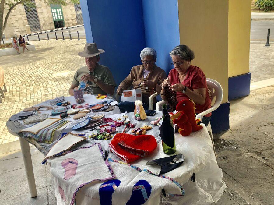 Местные жители, Матансас, Куба
