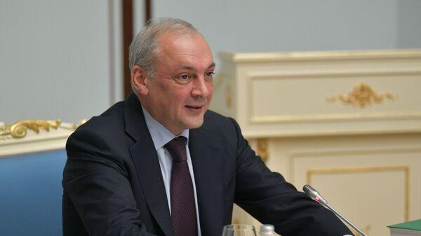 Заместитель руководителя администрации президента РФ Магомедсалам Магомедов