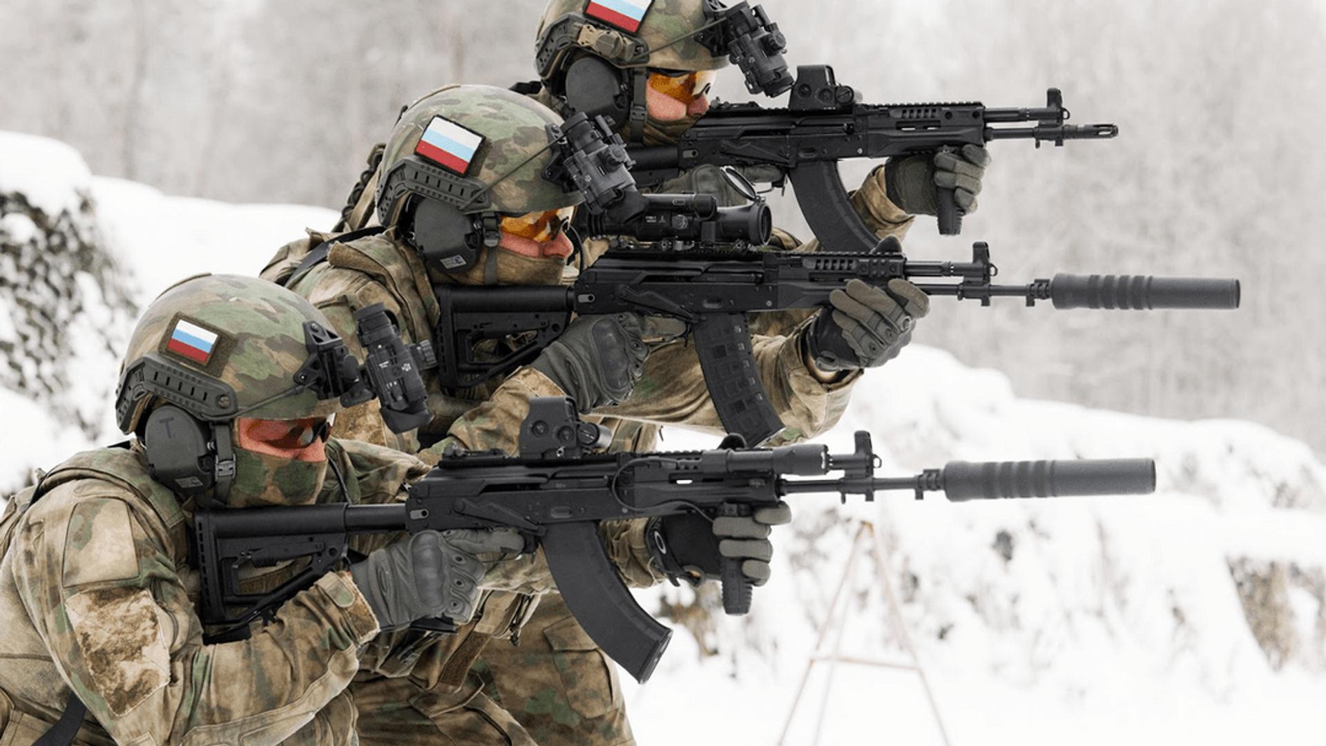 """""""Калашников"""" и Минобороны ведут переговоры по новому контракту на АК-12"""