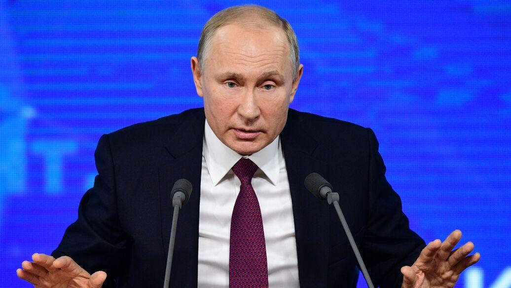 Путин: РФ перенацелит направление поставок энергоресурсов