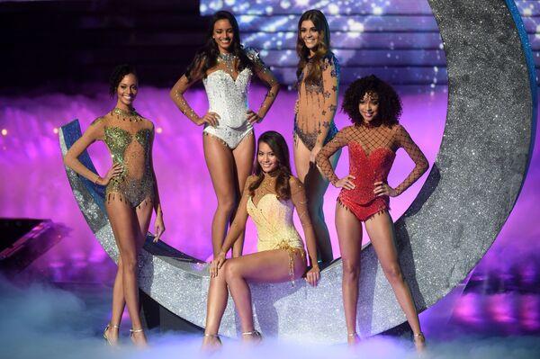 Финалистка конкурса красоты Мисс Франция