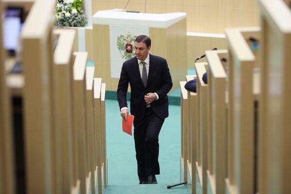Министр сельского хозяйства РФ Дмитрий Патрушев