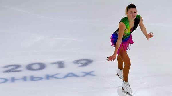 Елена Буянова рассказала, что Сотскова продолжит работать с другим тренером
