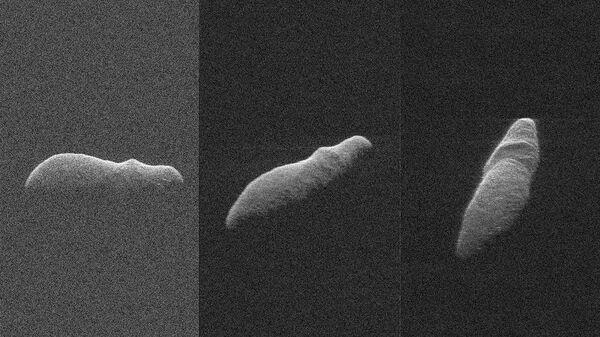 Астероид «Бегемот» прошел вминимальном расстоянии отЗемли