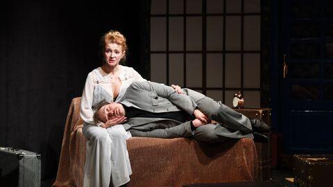 Спектакль Супружеская жизнь в театре У Никитских ворот