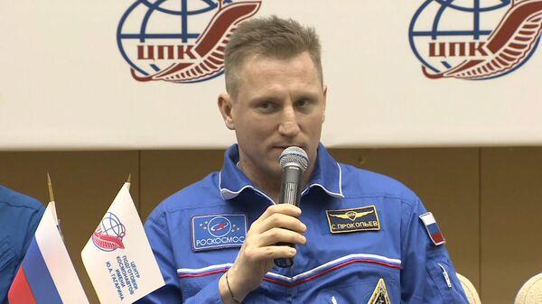 Отверстие было просверлено изнутри корабля. Российские космонавты – о нештатной ситуации на МКС