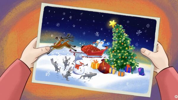 Герои Возвращения в Простоквашино создадут праздничное настроение в новогодней серии