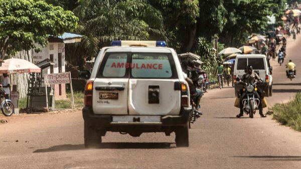 Скорая помощь в Демократической республике Конго