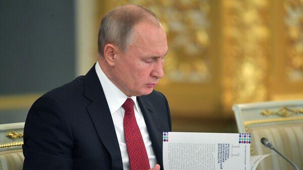 Путин не поздравил с Новым годом и Рождеством лидеров Грузии и Украины