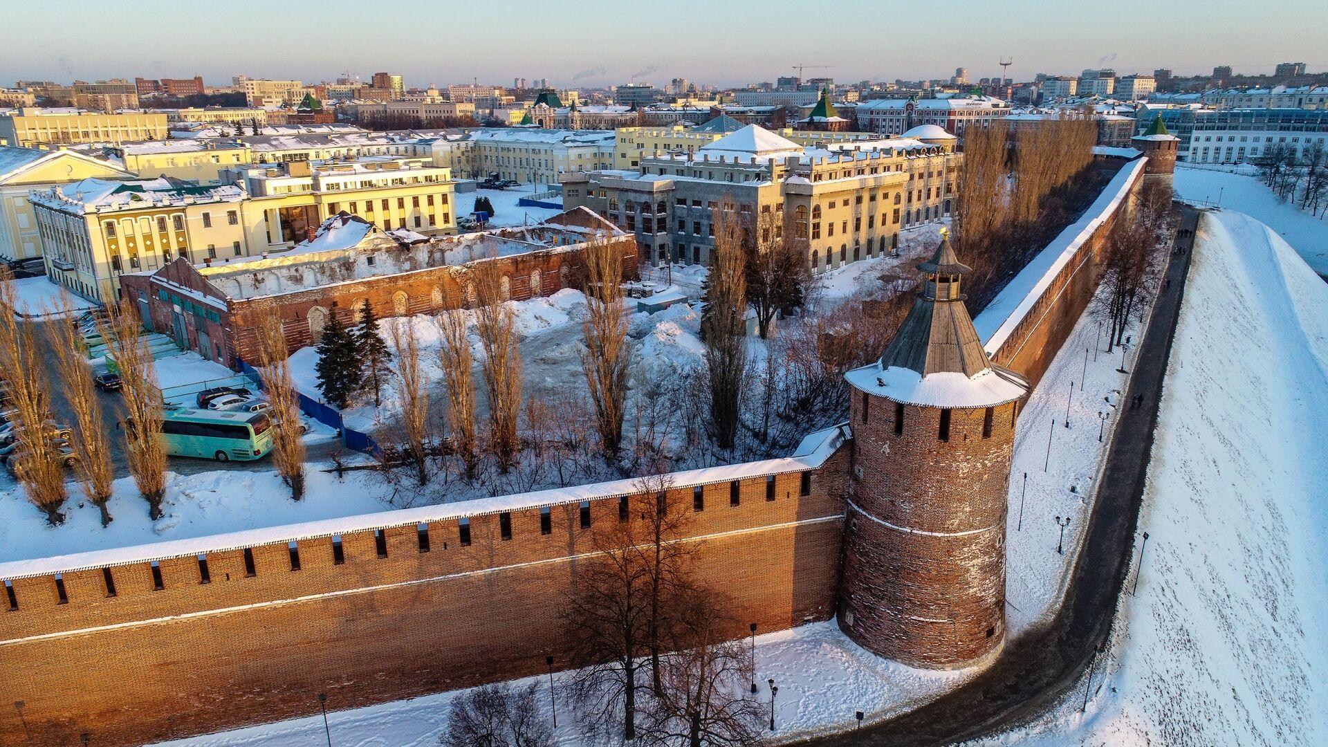 Нижегородский кремль - РИА Новости, 1920, 15.02.2021
