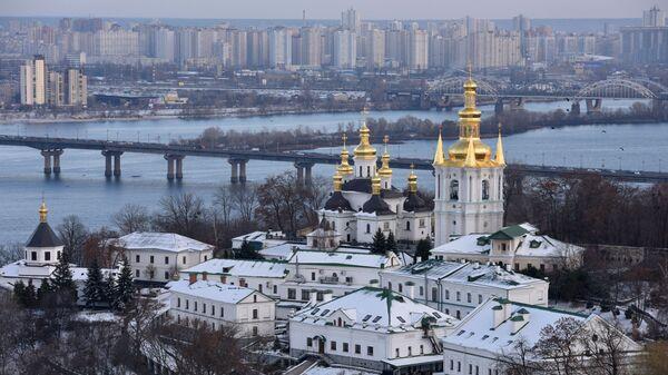 Киево-Печерская Лавра в Киеве