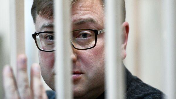 Оглашение приговора предпринимателю Дмитрию Михальченко