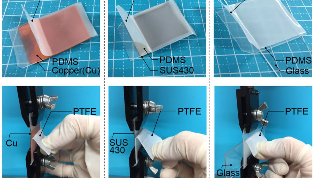 Японские физики выяснили, как склеить металл и пластик без клея