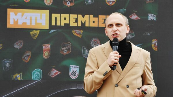 Руководитель телеканала Матч Премьер Гавриил Гордеев