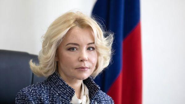 Руководитель Росприроднадзора Светлана Радионова. Архивное фото