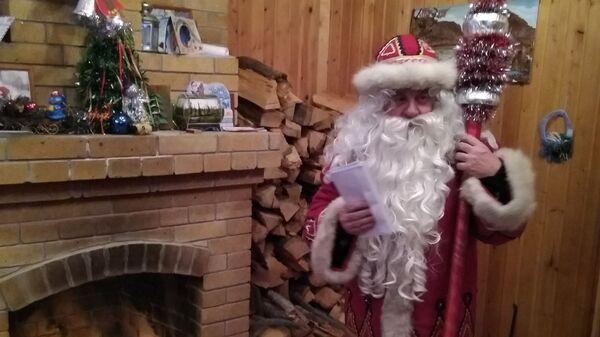 Чунозерский Дед Мороз