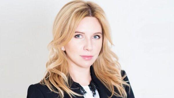 Заместитель министра экономического развития России Оксана Тарасенко