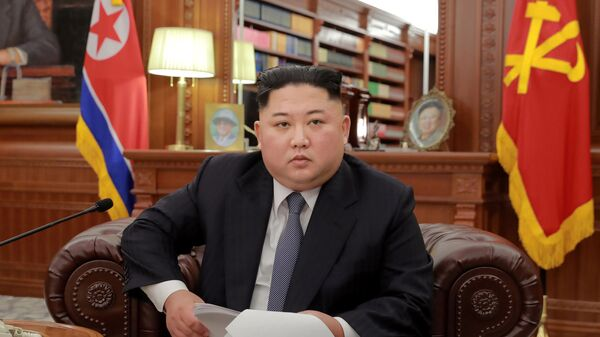 Новогоднее обращение Ким Чен Ына. 1 января 2019