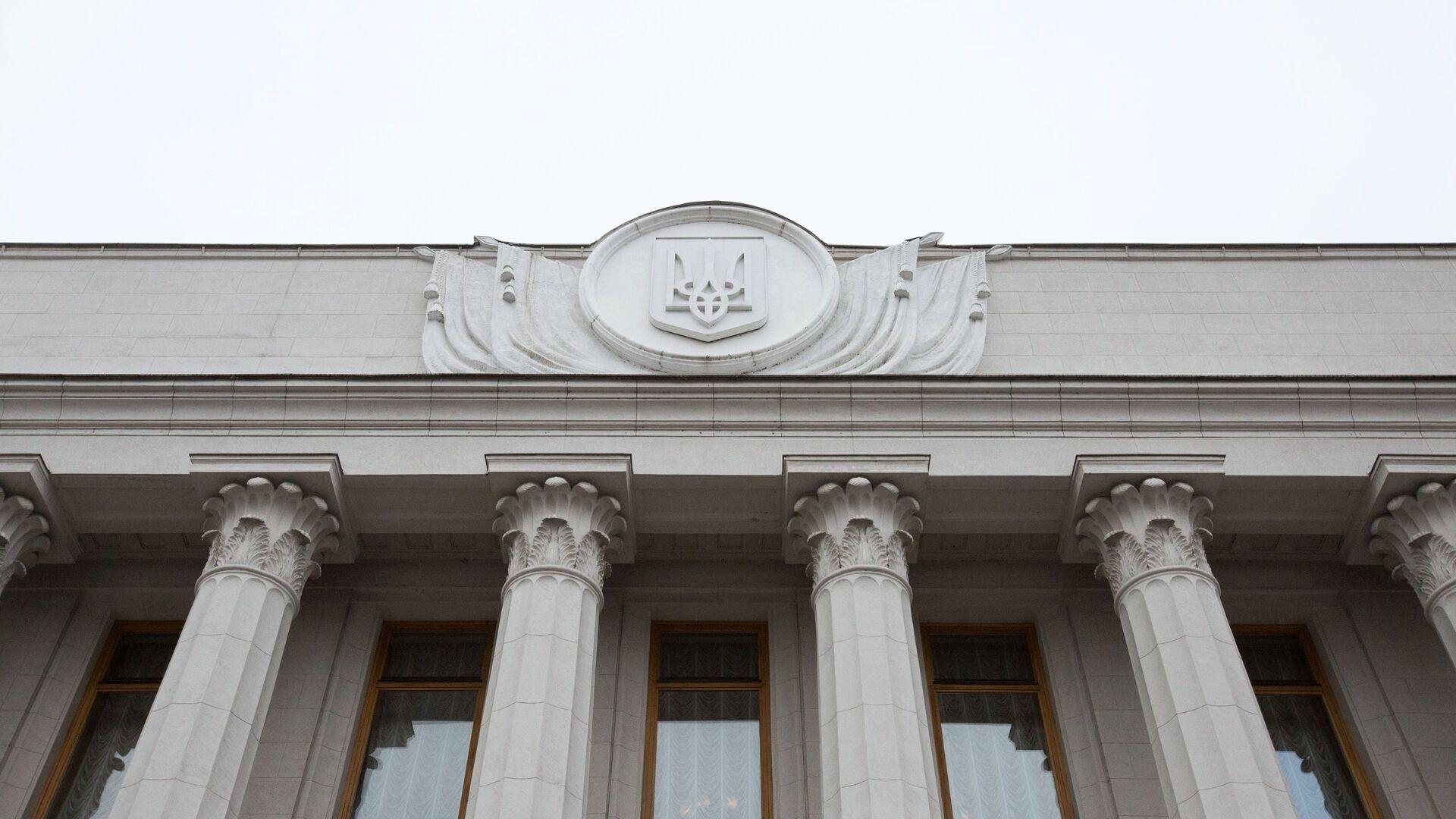 Здание Верховной рады Украины в Киеве - РИА Новости, 1920, 11.03.2021