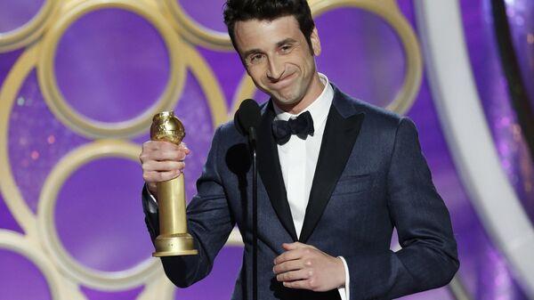 Джастин Гурвиц получил Золотой глобус за музыку к фильму Первый на Луне