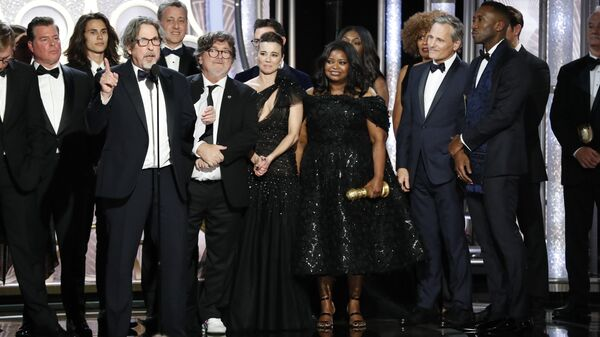 Картина Зеленая книга завоевала Золотой глобус в категории лучшая комедия/мюзикл